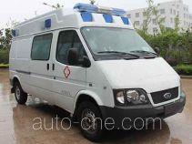 宏运牌HYD5037XJH5型救护车