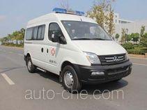 宏运牌HYD5040XJHA2D5型救护车