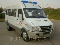 宏运牌HYD5044XJH2C型救护车
