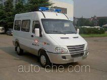 宏运牌HYD5044XJHQC型救护车