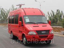 Hongyun HYD5044XZMC emergency car with lighting equipment