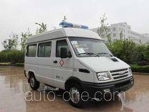 宏运牌HYD5045XJHACM型救护车