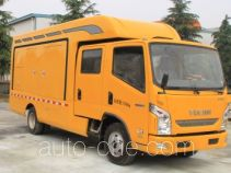 Hongyun HYD5071XDY мобильная электростанция на базе автомобиля