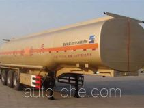 Yafeng HYF9407GRY flammable liquid tank trailer
