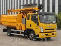 Yongxuan HYG5081TQY машина для землечерпательных работ