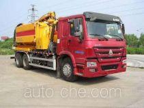 Yongxuan HYG5256GXWV sewage suction truck