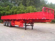 Yongxuan dump trailer