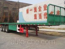 Yongxuan flatbed trailer