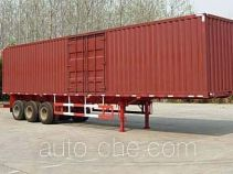 Yongxuan box body van trailer