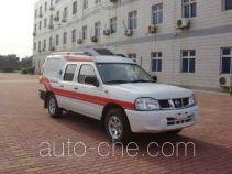 Hongyu (Henan) HYJ5020XXJ blood plasma transport medical car