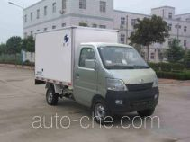 Hongyu (Henan) insulated box van truck