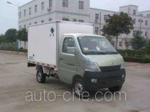 Hongyu (Henan) HYJ5024XBWA insulated box van truck