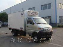 Hongyu (Henan) HYJ5030XLCB3 refrigerated truck