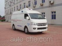 Cold chain vaccine transport medical vehicle