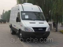 Hongyu (Henan) HYJ5040XLCB5 refrigerated truck