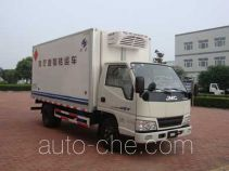 Hongyu (Henan) HYJ5040XYYB medical waste truck