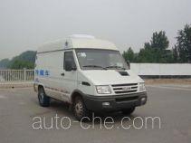 Hongyu (Henan) HYJ5044XLCA1 refrigerated truck