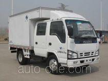 Hongyu (Henan) HYJ5046XXY box van truck