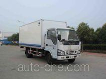 Hongyu (Henan) HYJ5071XXY box van truck