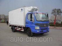 红宇牌HYJ5060XLCA型冷藏车