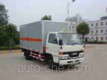 Hongyu (Henan) HYJ5062XYN fireworks and firecrackers transport truck