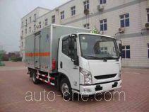 红宇牌HYJ5070XYN型烟花爆竹专用运输车