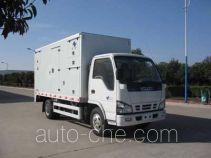 Hongyu (Henan) HYJ5071TDY мобильная электростанция на базе автомобиля