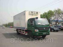 红宇牌HYJ5082XLCA型冷藏车