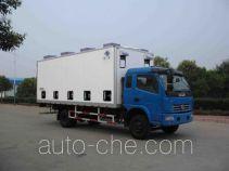 Hongyu (Henan) HYJ5090XCQ chicken transport truck
