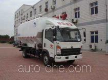 红宇牌HYJ5100ZSL型散装饲料运输车