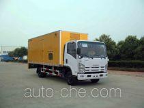 Hongyu (Henan) HYJ5101TDY мобильная электростанция на базе автомобиля