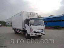 红宇牌HYJ5102XLCA型冷藏车