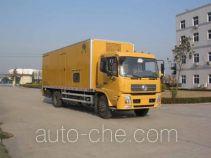 Hongyu (Henan) HYJ5140TDY мобильная электростанция на базе автомобиля