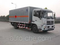 红宇牌HYJ5160XYN型烟花爆竹专用运输车