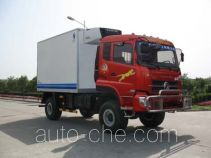 Hongyu (Henan) desert off-road refrigerated truck