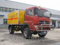 Hongyu (Henan) HYJ5167XQY explosive material transport desert off-road truck