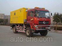 Hongyu (Henan) HYJ5167XZM rescue vehicle with lighting equipment