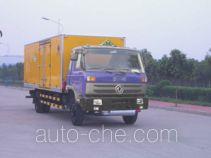Hongyu (Henan) HYJ5168XWH hazardous chemicals transport truck
