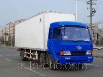 红宇牌HYJ5170XBW型保温车