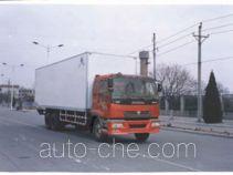 红宇牌HYJ5201XBW型保温车