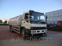 Hongyu (Henan) HYJ5250GSY edible oil transport tank truck