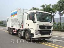 Hongyu (Henan) HYJ5310THR-1 emulsion explosive on-site mixing truck