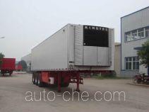 Hongyu (Henan) HYJ9350XLC refrigerated trailer