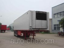 Hongyu (Henan) refrigerated trailer