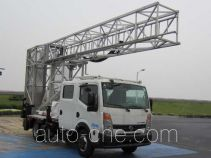 Aizhi bridge inspection vehicle