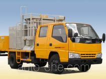 Aizhi HYL5067JGKPY aerial work liquid spraying truck