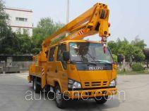 Aizhi HYL5069JGKF aerial work platform truck