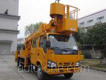 Aizhi HYL5076JGKA aerial work platform truck
