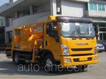 Aizhi HYL5085JGKA aerial work platform truck