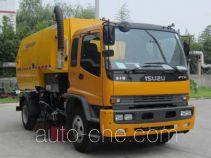 Aizhi HYL5160TSL street sweeper truck